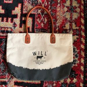 Will Leather Goods Portland Tote Bag